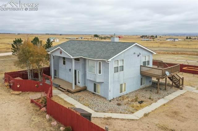 20465 Sahara Drive, Peyton, CO 80831 (#9874836) :: Venterra Real Estate LLC