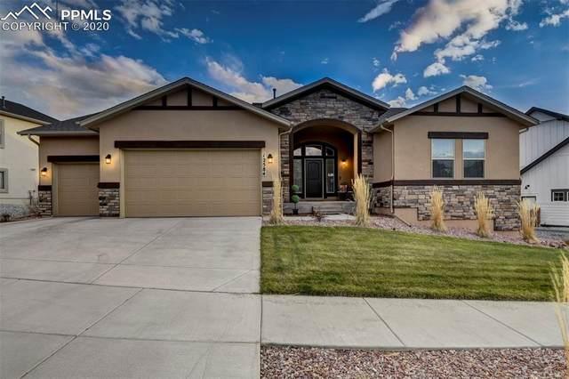 12584 Pensador Drive, Colorado Springs, CO 80921 (#9879133) :: Re/Max Structure