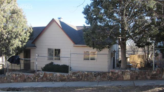 9 Navajo Avenue, Manitou Springs, CO 80829 (#9897827) :: The Treasure Davis Team