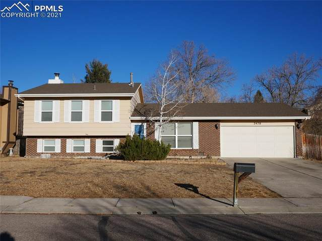 2470 Ptarmigan Lane, Colorado Springs, CO 80918 (#9927299) :: HomeSmart