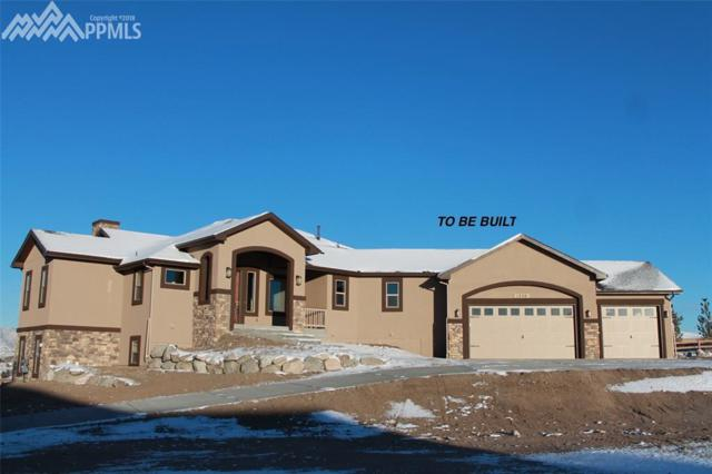 0 E Baptist Road, Colorado Springs, CO 80921 (#9927309) :: Jason Daniels & Associates at RE/MAX Millennium