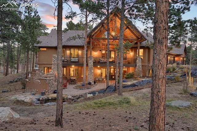 4945 Saxton Hollow Road, Colorado Springs, CO 80908 (#9927418) :: Fisk Team, RE/MAX Properties, Inc.