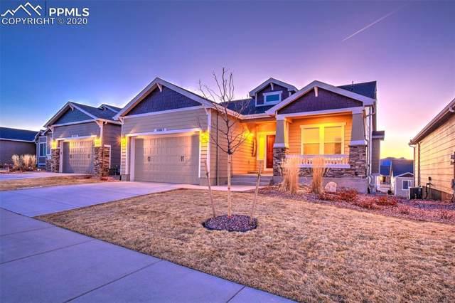 10827 Hidden Brook Circle, Colorado Springs, CO 80908 (#9943549) :: The Peak Properties Group