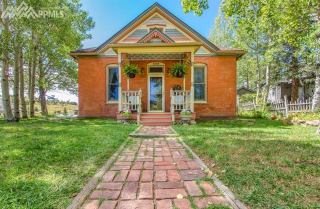 409 S 1st Street, Cripple Creek, CO 80813 (#9954836) :: 8z Real Estate