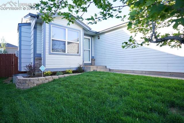 6950 Grand Prairie Drive, Colorado Springs, CO 80923 (#9963952) :: The Treasure Davis Team