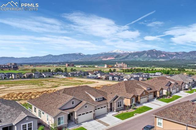 1514 Promontory Bluff View, Colorado Springs, CO 80921 (#9977674) :: CC Signature Group