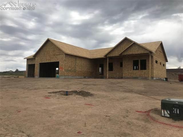10153 Triborough Trail, Falcon, CO 80831 (#9980172) :: Colorado Home Finder Realty