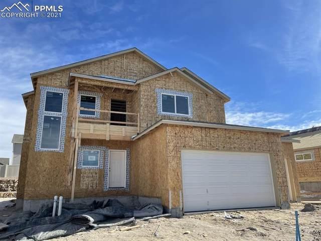 6578 Cumbre Vista Way, Colorado Springs, CO 80924 (#9995558) :: Finch & Gable Real Estate Co.