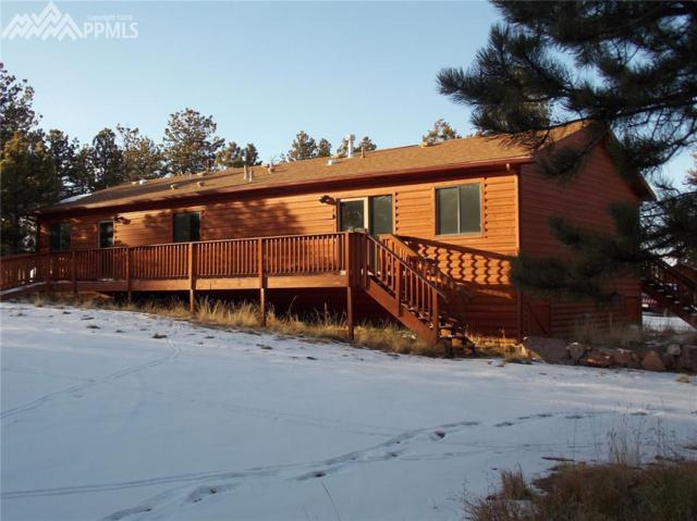 39 Shawnee Circle, Florissant, CO 80816 (#9998314) :: 8z Real Estate