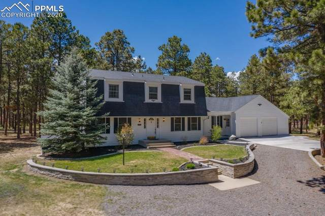 8525 Wilderness Drive, Colorado Springs, CO 80908 (#9999953) :: Action Team Realty