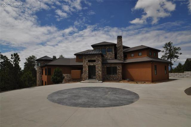 14350 Millhaven Place, Colorado Springs, CO 80908 (#1100763) :: 8z Real Estate