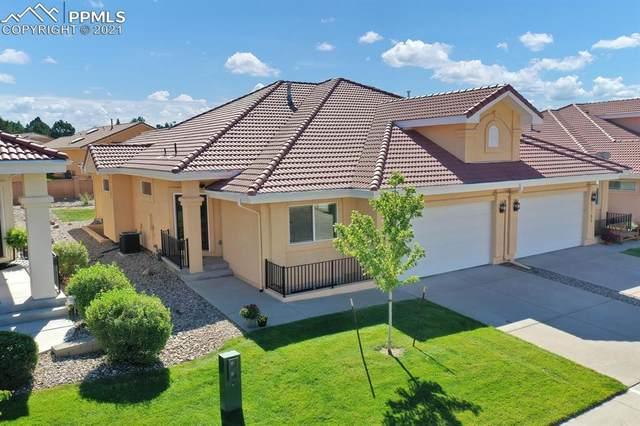 13802 Paradise Villas Grove, Colorado Springs, CO 80921 (#1121802) :: The Artisan Group at Keller Williams Premier Realty