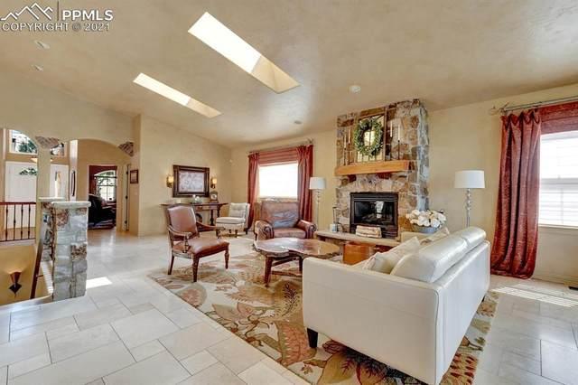 5025 Vista Del Ore Point, Colorado Springs, CO 80919 (#1130198) :: Venterra Real Estate LLC
