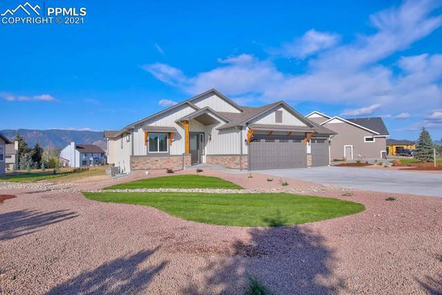 14112 Stone Eagle Place, Colorado Springs, CO 80921 (#1290411) :: The Kibler Group