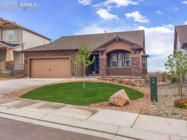 2547 Farrier Court, Colorado Springs, CO 80922 (#1372925) :: Tommy Daly Home Team