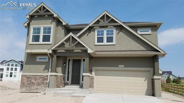 10149 Golf Crest Drive, Peyton, CO 80831 (#1574902) :: The Kibler Group