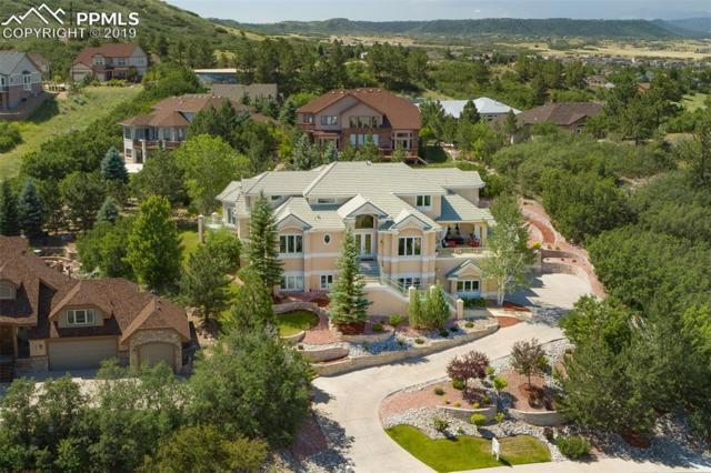 228 Emerald Drive, Castle Rock, CO 80104 (#1622694) :: Action Team Realty