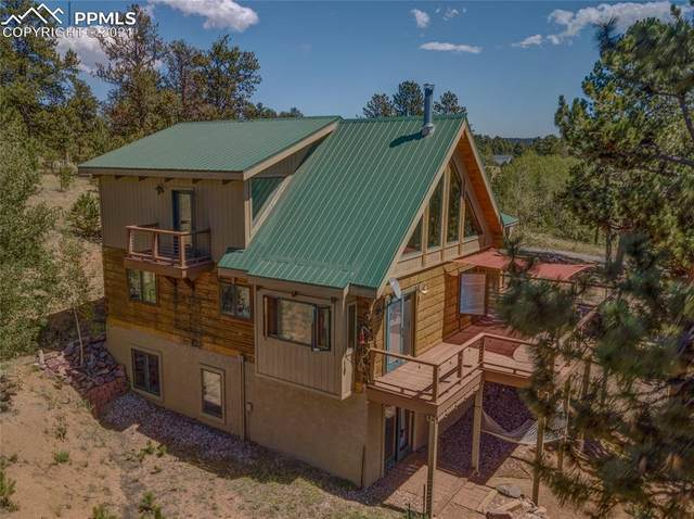 76 Kingston Drive, Florissant, CO 80816 (#1664936) :: Action Team Realty