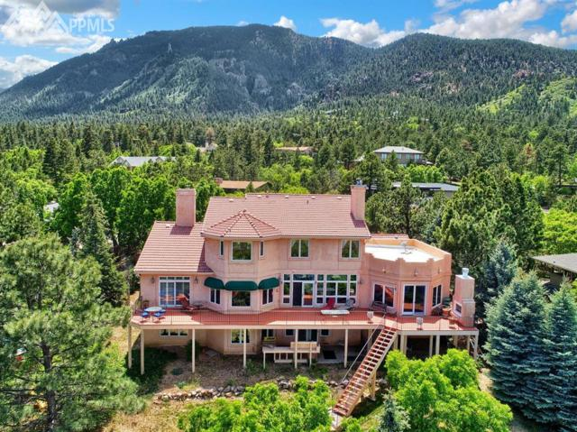12 Thayer Road, Colorado Springs, CO 80906 (#1693954) :: Jason Daniels & Associates at RE/MAX Millennium