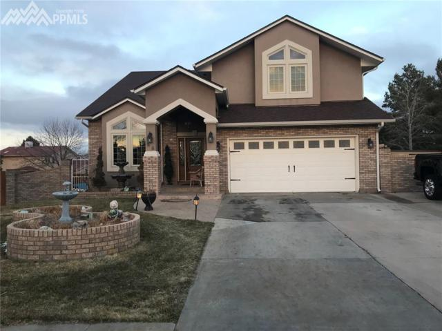 58 Posada Drive, Pueblo, CO 81005 (#1698435) :: Jason Daniels & Associates at RE/MAX Millennium