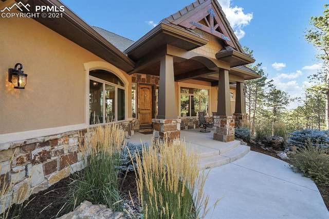 16710 Happy Landing Drive, Monument, CO 80132 (#1779497) :: The Gold Medal Team with RE/MAX Properties, Inc