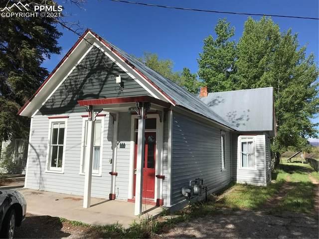 555 8th Street, Saguache, CO 81149 (#1796914) :: The Treasure Davis Team | eXp Realty