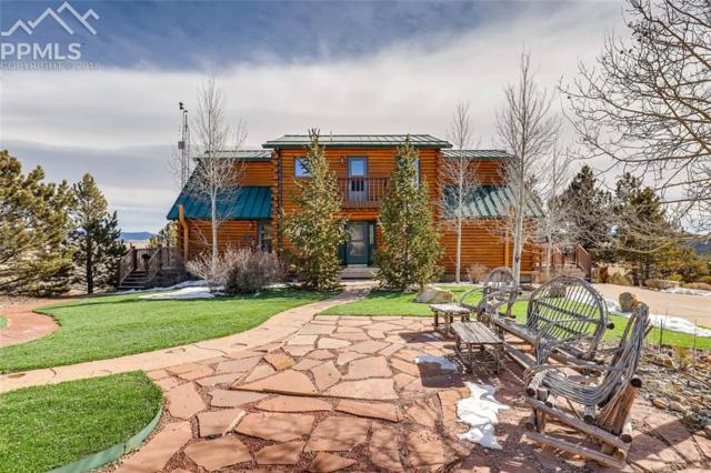 1101 County 439 Road, Hartsel, CO 80449 (#1854717) :: Action Team Realty