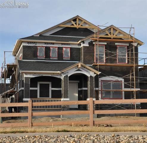 7418 Hawk Wind Boulevard, Colorado Springs, CO 80923 (#1945848) :: The Kibler Group
