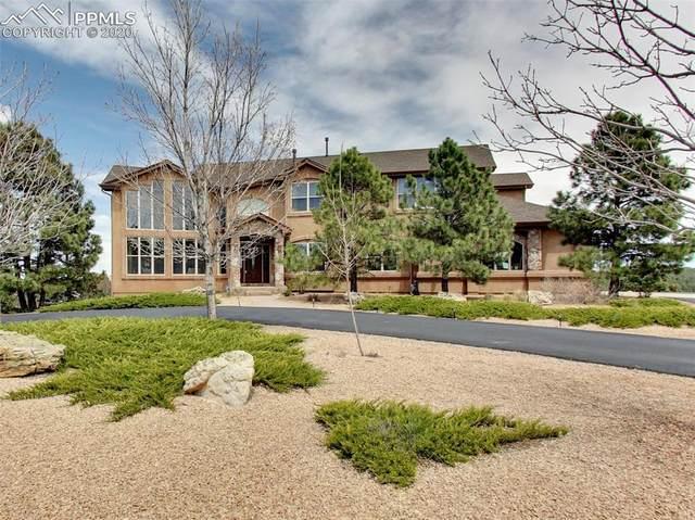 17955 Grama Ridge Ridge, Colorado Springs, CO 80908 (#2228399) :: 8z Real Estate