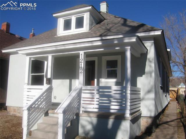 1212 W Cucharras Street, Colorado Springs, CO 80904 (#2316006) :: The Hunstiger Team