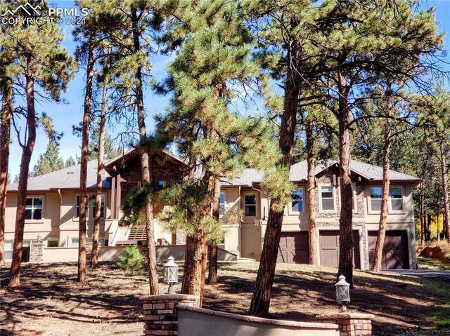 950 Heather Court, Woodland Park, CO 80863 (#2335200) :: The Gold Medal Team with RE/MAX Properties, Inc