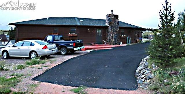 116 W Pikes Peak Avenue, Cripple Creek, CO 80813 (#2365649) :: Fisk Team, RE/MAX Properties, Inc.