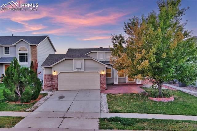 1453 Lookout Springs Drive, Colorado Springs, CO 80921 (#2423549) :: 8z Real Estate
