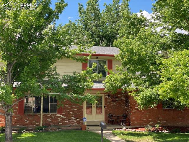 2994 E Whileaway Circle, Colorado Springs, CO 80917 (#2463661) :: Tommy Daly Home Team