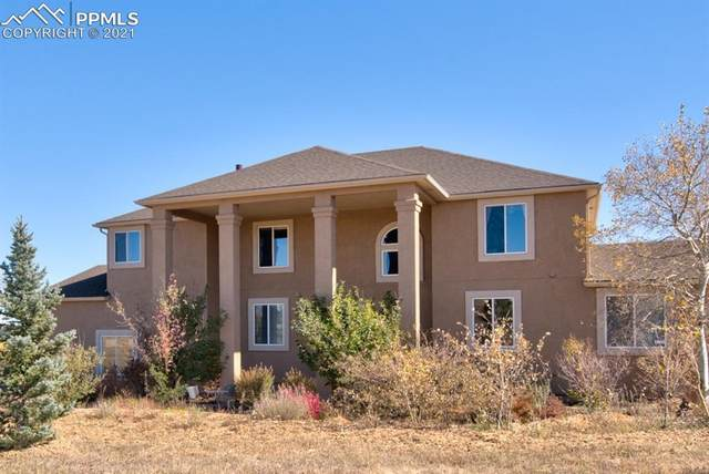 15015 Terra Ridge Circle, Black Forest, CO 80908 (#2616882) :: The Gold Medal Team with RE/MAX Properties, Inc