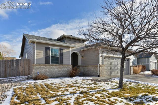 4245 Knollvale Drive, Colorado Springs, CO 80922 (#2617715) :: The Kibler Group