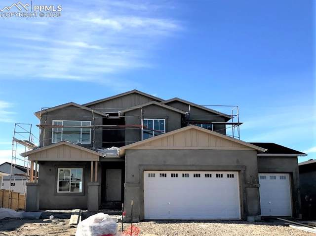 8056 De Anza Peak Trail, Colorado Springs, CO 80924 (#2727393) :: Action Team Realty