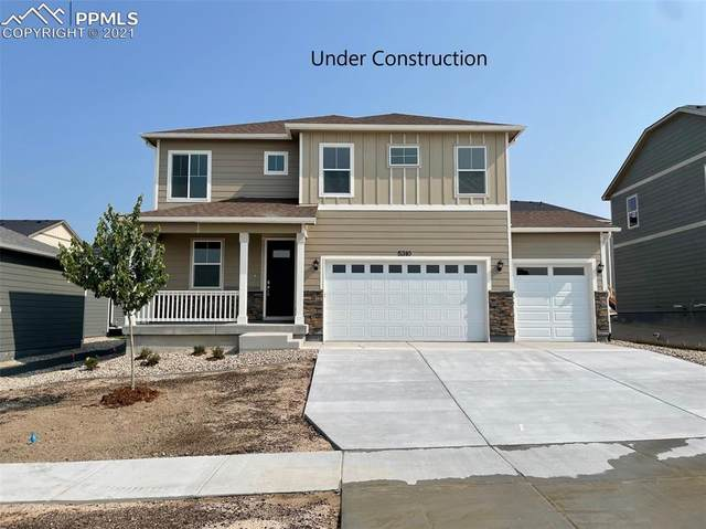 5310 Janga Drive, Colorado Springs, CO 80924 (#2783160) :: Tommy Daly Home Team
