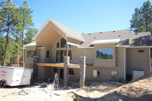 4580 Foxchase Way, Colorado Springs, CO 80908 (#2861028) :: Jason Daniels & Associates at RE/MAX Millennium