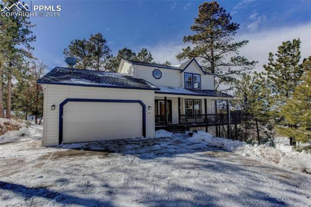165 Tall Pine Lane, Monument, CO 80132 (#2879522) :: The Hunstiger Team