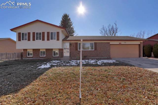 4335 Seesaw Lane, Colorado Springs, CO 80917 (#2941107) :: The Treasure Davis Team