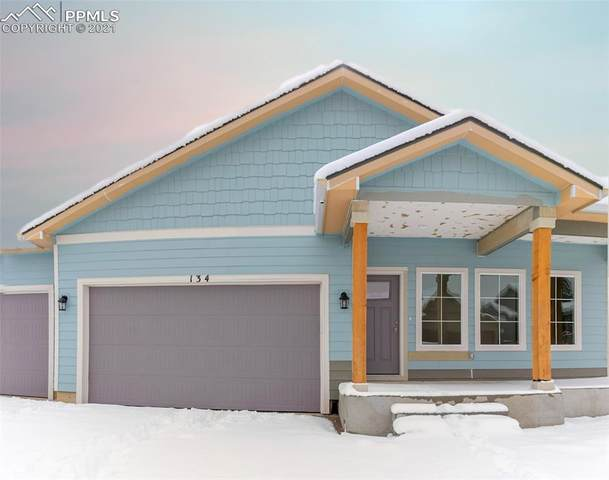 134 S Olympian Drive, Colorado Springs, CO 80905 (#3024794) :: Hudson Stonegate Team