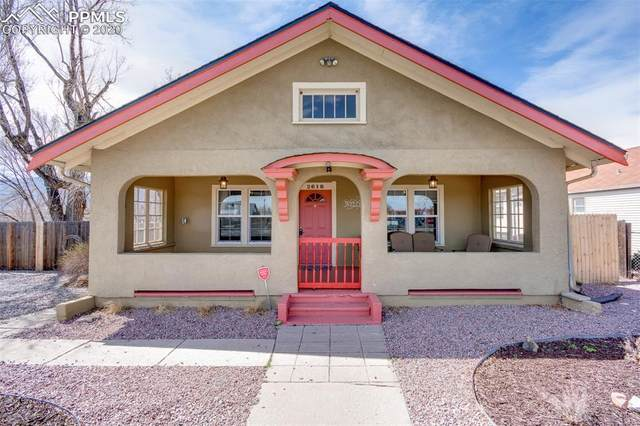 2618 N Cascade Avenue, Colorado Springs, CO 80907 (#3048854) :: The Treasure Davis Team