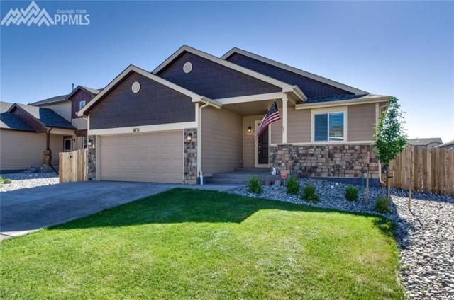 6731 Phantom Way, Colorado Springs, CO 80925 (#3049712) :: The Hunstiger Team