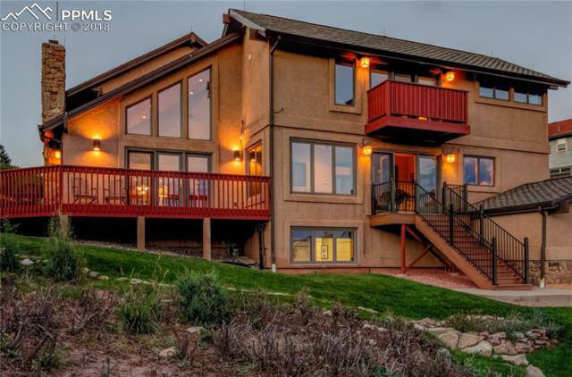 4030 Sleeping Indian Lane, Colorado Springs, CO 80904 (#3092068) :: The Hunstiger Team