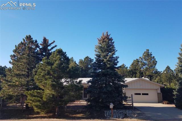 7668 Thunderbird Lane, Colorado Springs, CO 80919 (#3093795) :: Action Team Realty