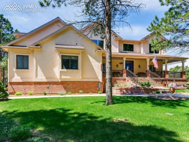 19315 Sherwood Trail, Monument, CO 80132 (#3105825) :: 8z Real Estate