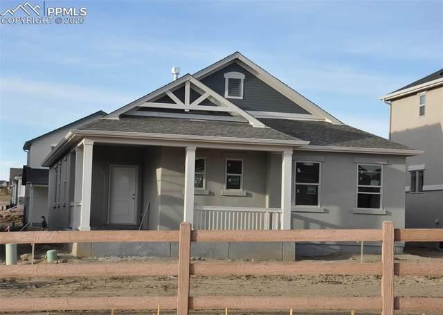 7438 Hawk Wind Boulevard, Colorado Springs, CO 80923 (#3116614) :: The Kibler Group