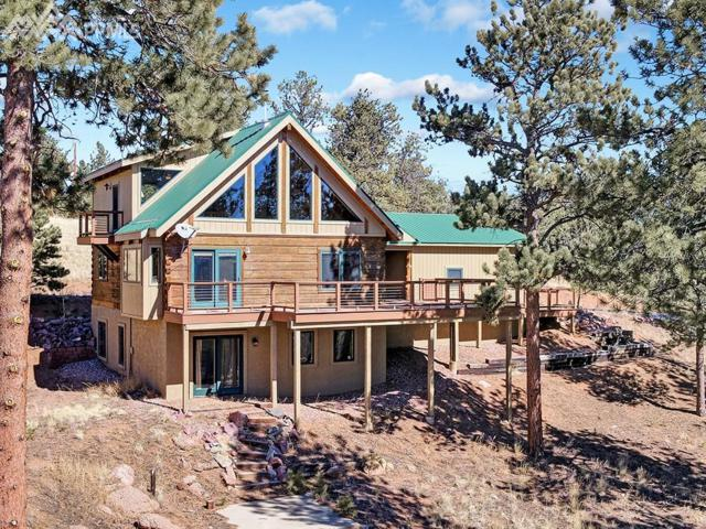 76 Kingston Drive, Florissant, CO 80816 (#3139603) :: Action Team Realty