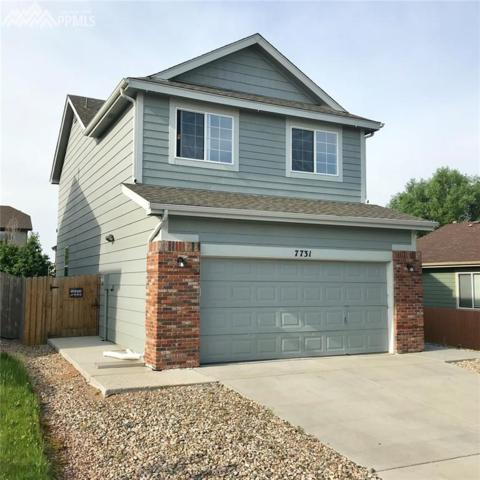 7731 Mountain Laurel Drive, Colorado Springs, CO 80922 (#3171269) :: Fisk Team, RE/MAX Properties, Inc.